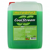 Антифриз CoolStream Standard 40 зеленый канистра 10кг